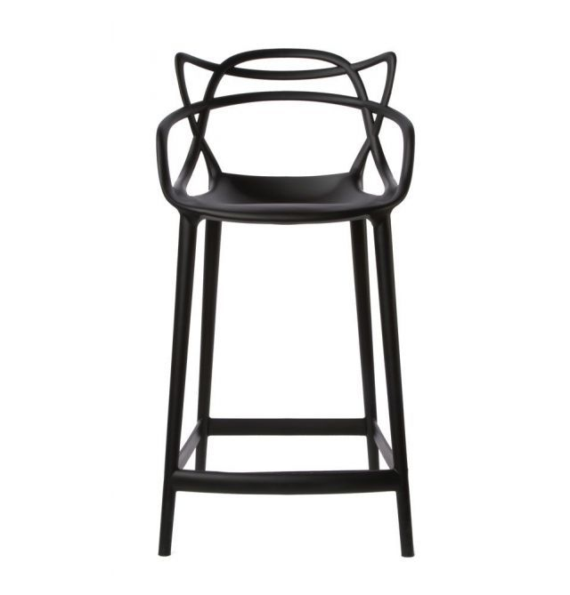 Philippe Starck Masters Stool 63cm Replica White