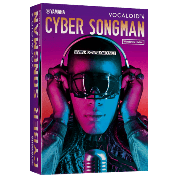 Download CYBER SONGMAN - Vocaloid Voicebank Full version
