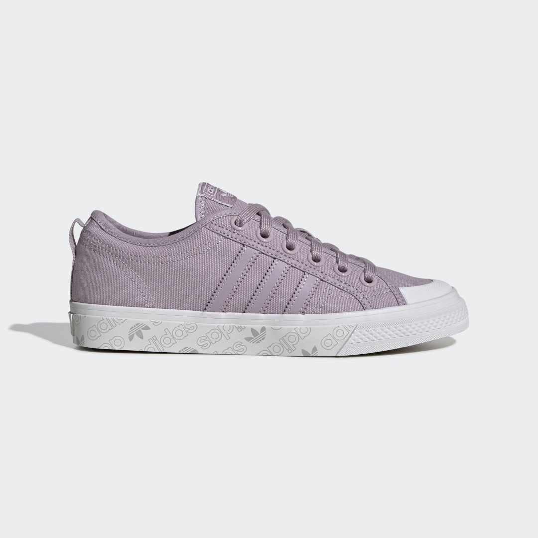 Nizza Shoes in 2020 | Shoes, Wedge tennis shoes, Adidas