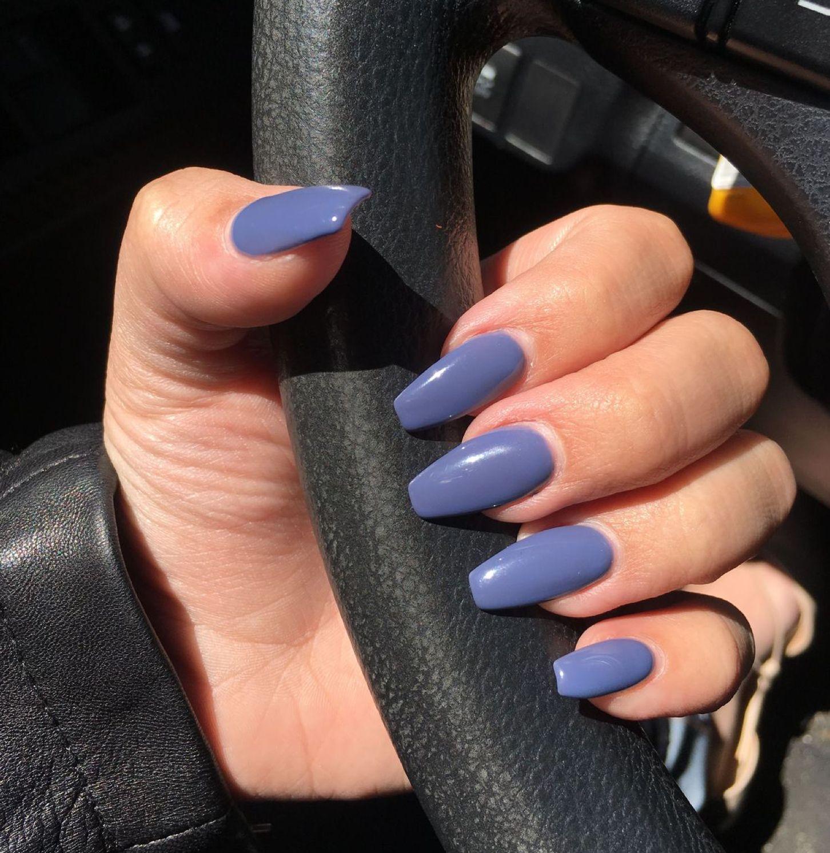 #nails   Basic nails, Simple nails, Acrylic nails