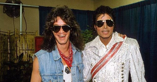 Eddie and MJ