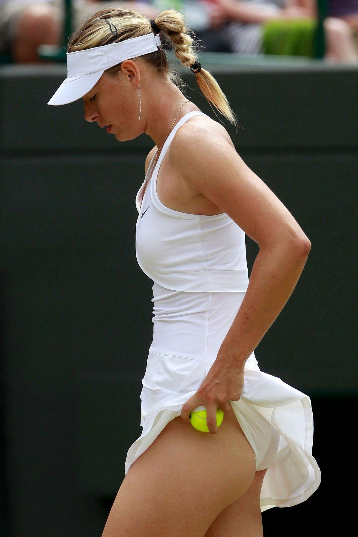 tennis players upskirt pics