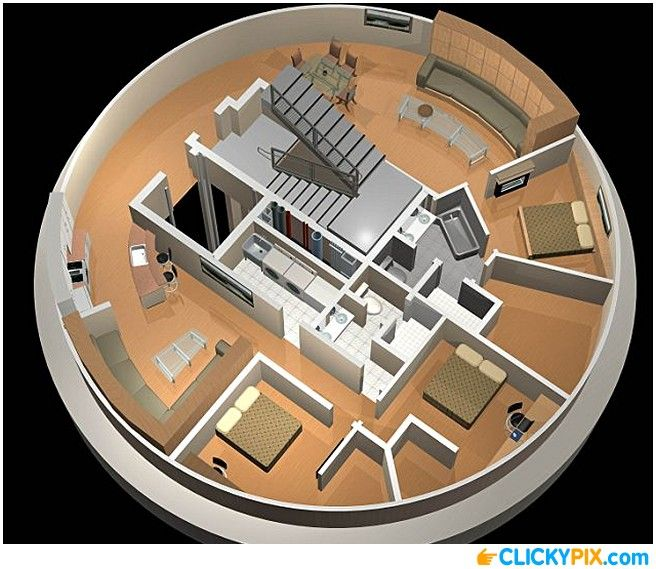 Doomsday Preppers Bunkers And Stuff Clicky Pix Doomsday Bunker Bunker Home Underground Shelter