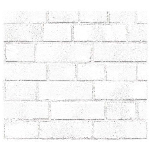Devine Color Prints and Patterns textured Brick White is a