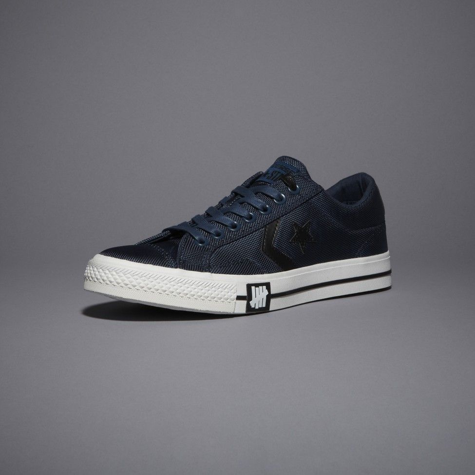 Undefeated + Converse Star Player Low Navy