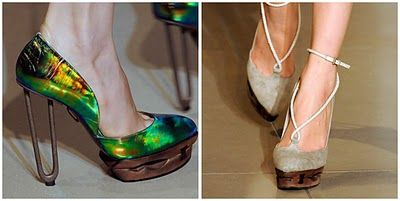 F-TERRITORY: ShoeCrazed: Jil Sander Shoes S/S 2010