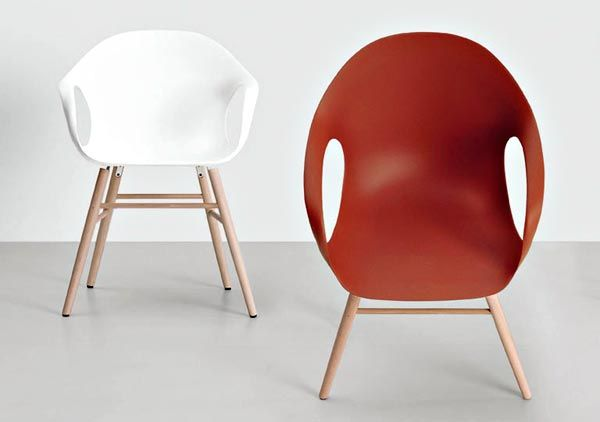 Elephant wood chair