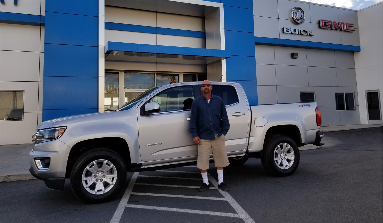 Congratulations And Best Wishes Jeri And Willie On The Purchase Of Your 2019 Chevrolet Colorado We Sincerely Appreciate Your Busin Buick Gmc Chevrolet Colorado Buick
