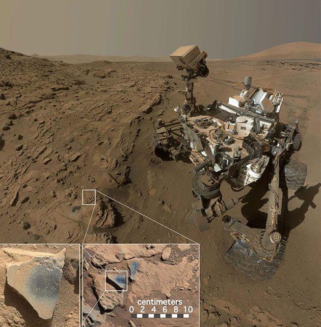 Früher Mars war noch erdähnlicher als bislang gedacht . . . http://www.grenzwissenschaft-aktuell.de/frueher-mars-erdaehnlicher20160628/
