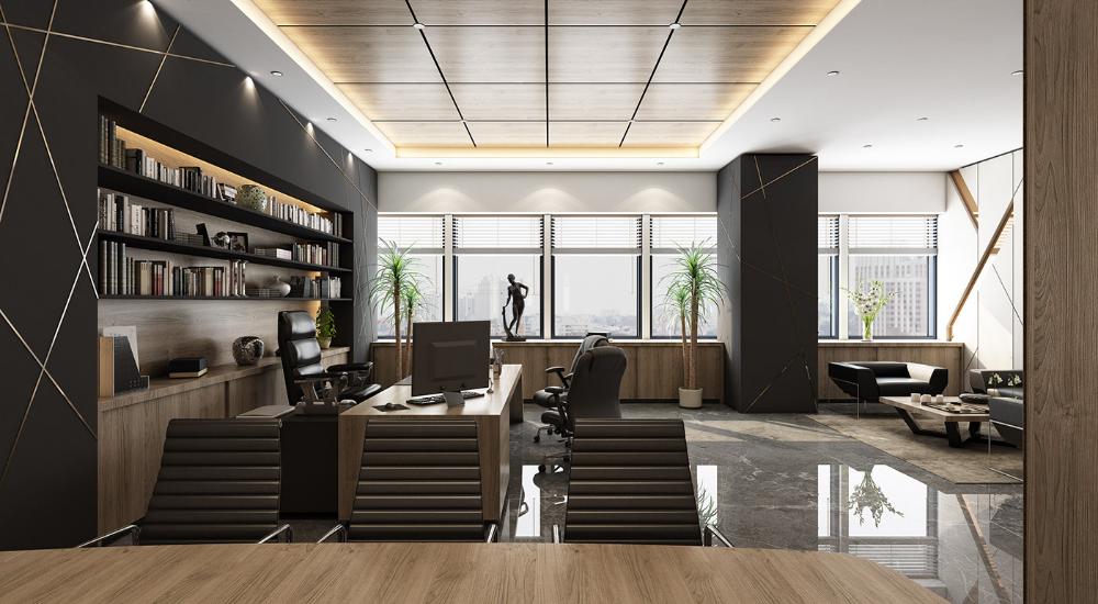 CEO Office - El Hamra Tower - Kuwait City on Behance   Ceo ...