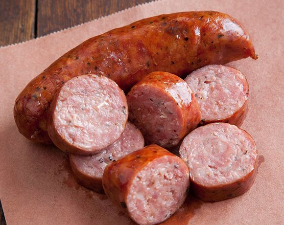 Pin On Southside Market Barbeque Sausage