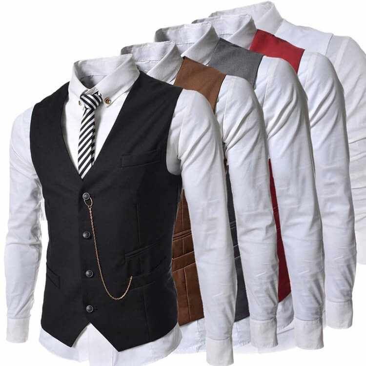 Modelos De Chalecos Para Hombres Chalecos De Vestir Traje Con Chaleco Hombre Chalecos