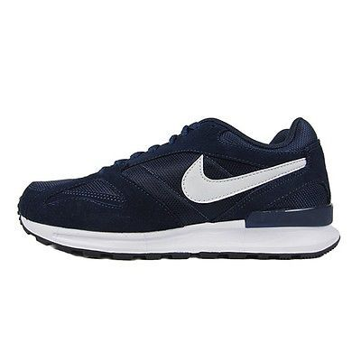 559ade7837f6b Nike Air Pegasus New Racer Mens 705172-411 Navy Blue Running Shoes Size 10.5