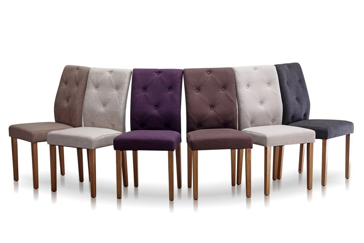 Aubergine Upholstered Dining Chairs Google Search City Apartment