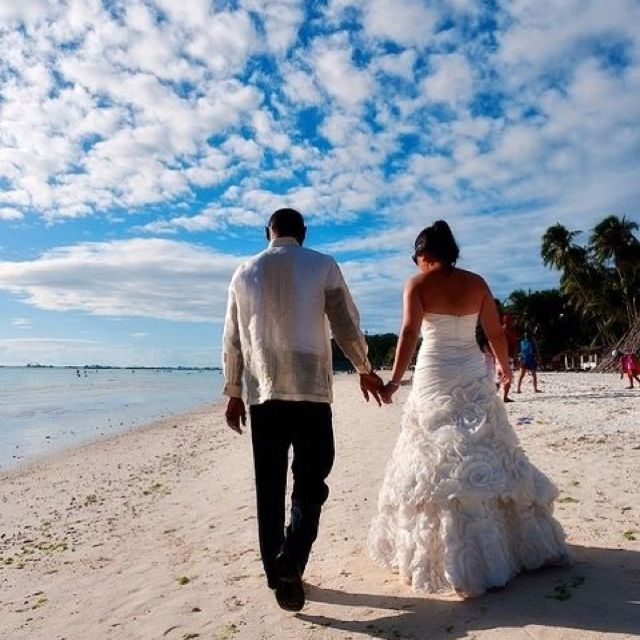 Pin By Maria Lourdes Renton-Abu On Boracay Wedding 2.25.12