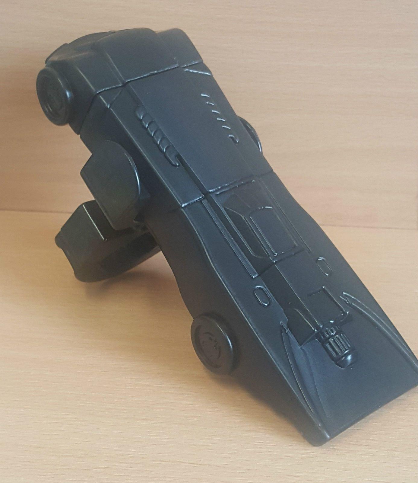 Attachable Accessory Case McDonalds Happy Meal Toy 1996 BATMAN Bike Accessory