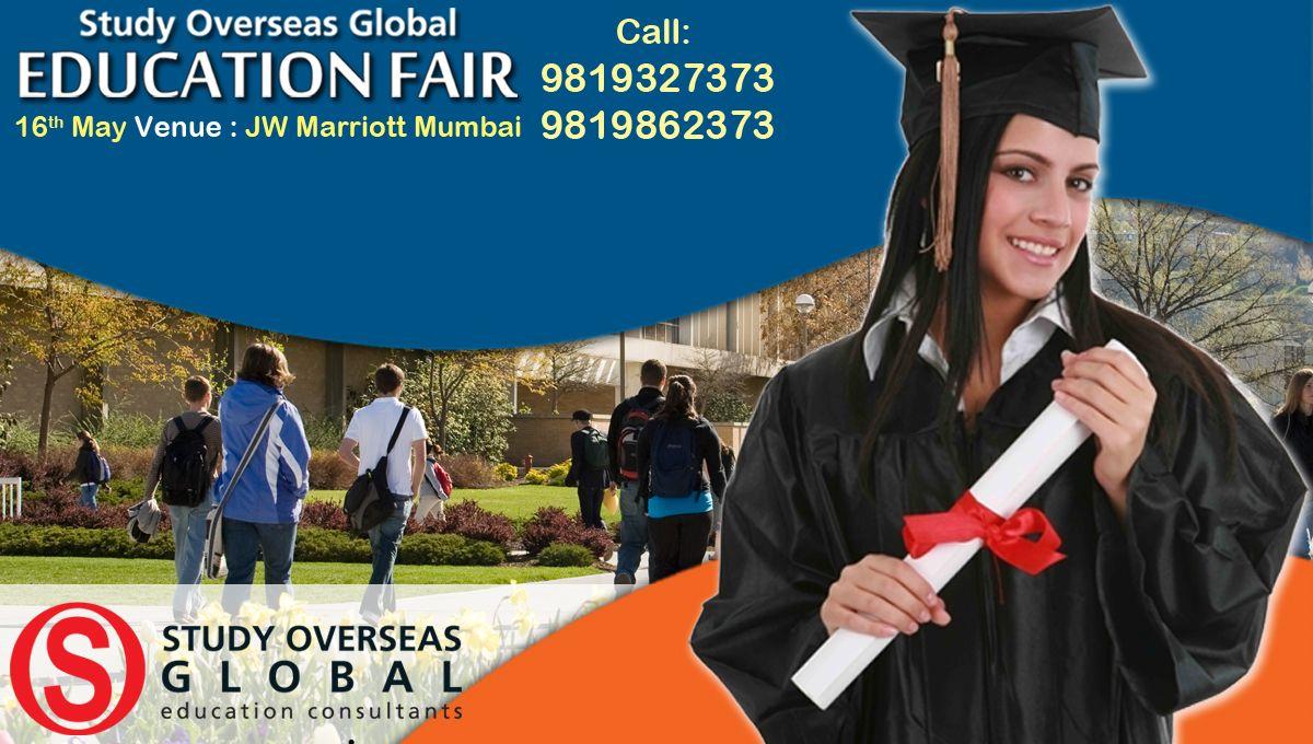 Mumbaikars Mark your Calenders! Education Fair on 16th
