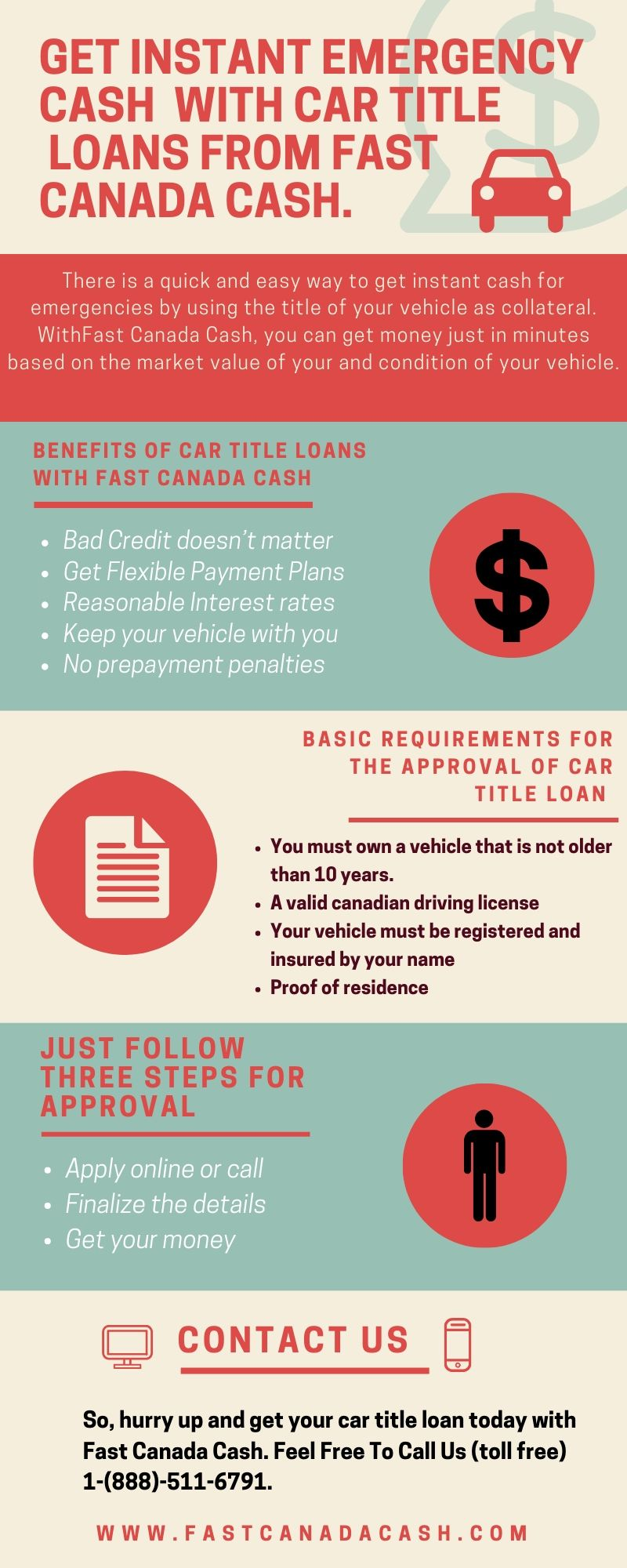 Get The Cash Instantly With Car Title Loans In Toronto Car Title