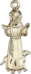 Saint Francis of Assisi  Patron Saint For animals