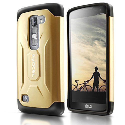 Evocel® LG Escape 2 / Spirit H443 Case [X-Generation Series] Slim Fit Dual Layer Design Hybrid Armor Protective Case For LG Escape 2 / LG Spirit H443 (AT&T / Cricket) - Retail Packaging, Medallion Evocel http://www.amazon.com/dp/B010QUNQKO/ref=cm_sw_r_pi_dp_L5dLwb076VGJT