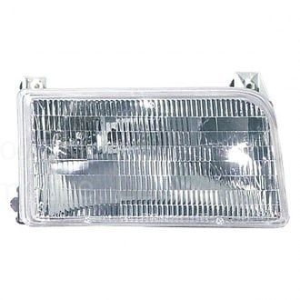 Ford F150 Right Headlight Passenger Side Dorman 1590213 F2TZ13008A #Dorman