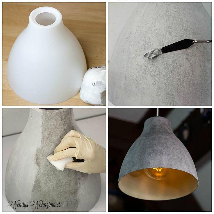 Photo of Design Betonlampe ganz einfach selber machen – ohne Staub und Dreck