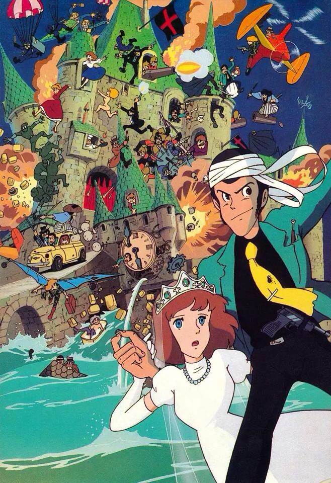 Lupin III The Castle of Cagliostro Lupin the 3rd