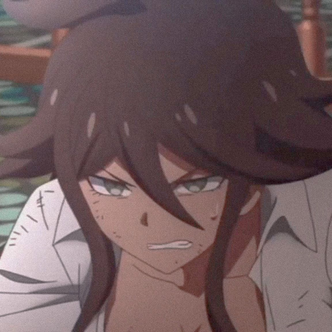 Akane Owari   Danganronpa, Anime icons, Naruto shippuden anime