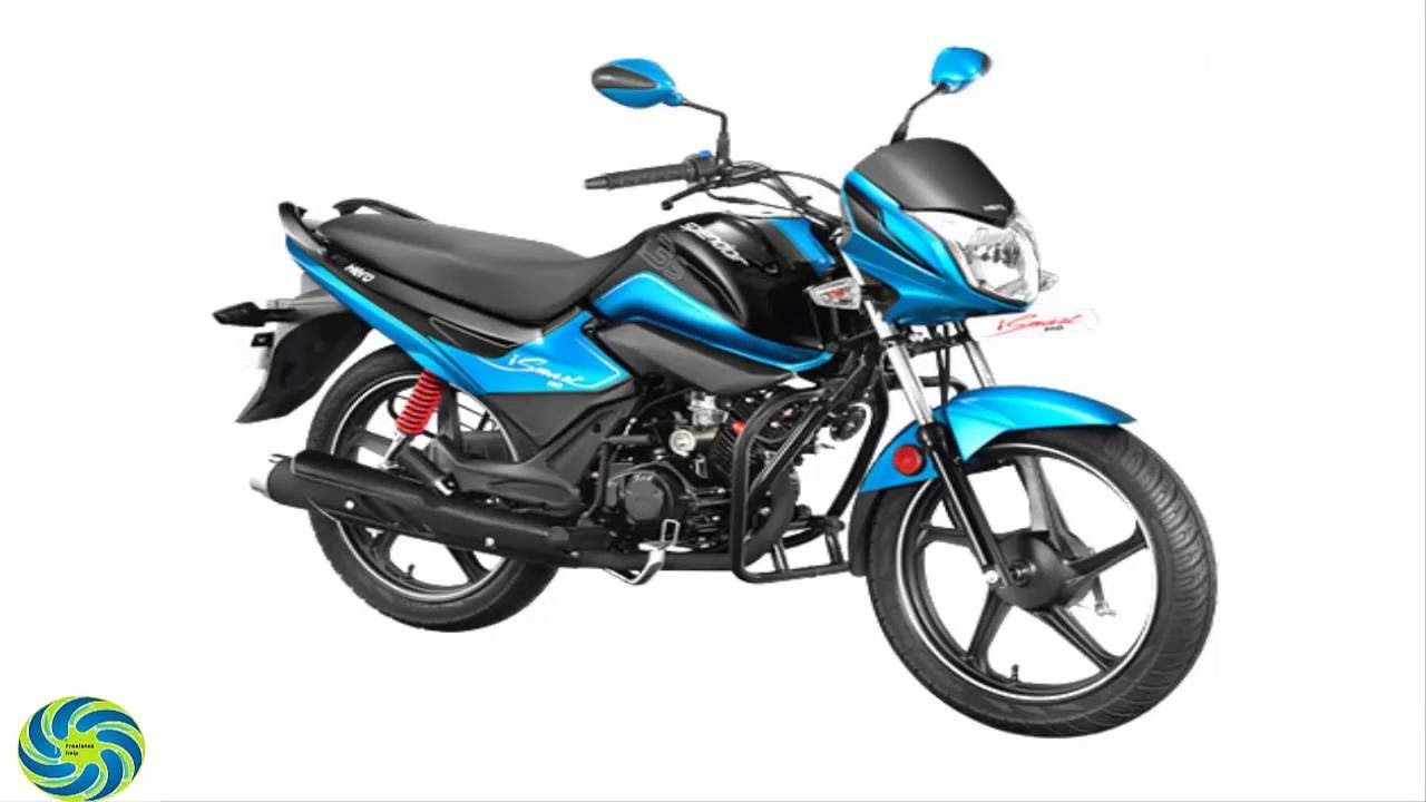 New Bike In India Hero New Bike New Hero Splendor Ismart 110