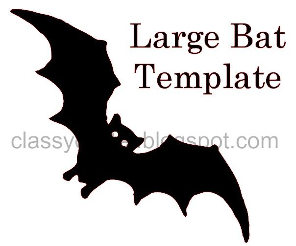 DIY Bat Garland for your Halloween party | Quilt Ideas | Pinterest ...