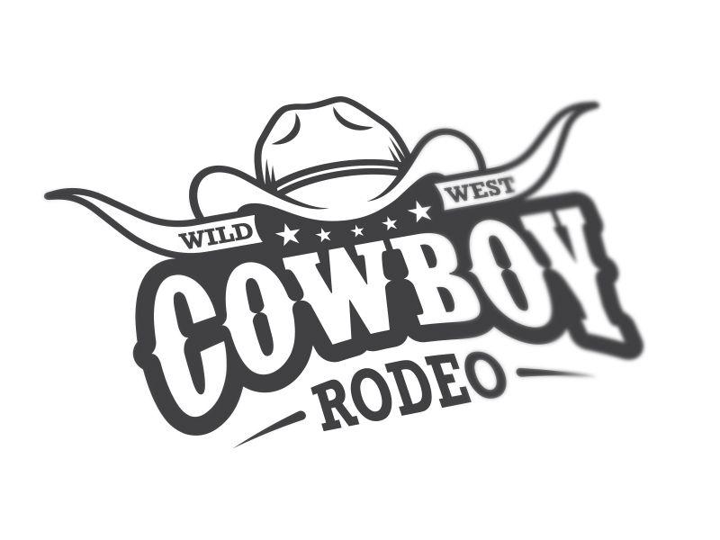 cowboy rodeo logo rodeo cowboys and logos rh pinterest com au cowboy lego sets cowboy logic