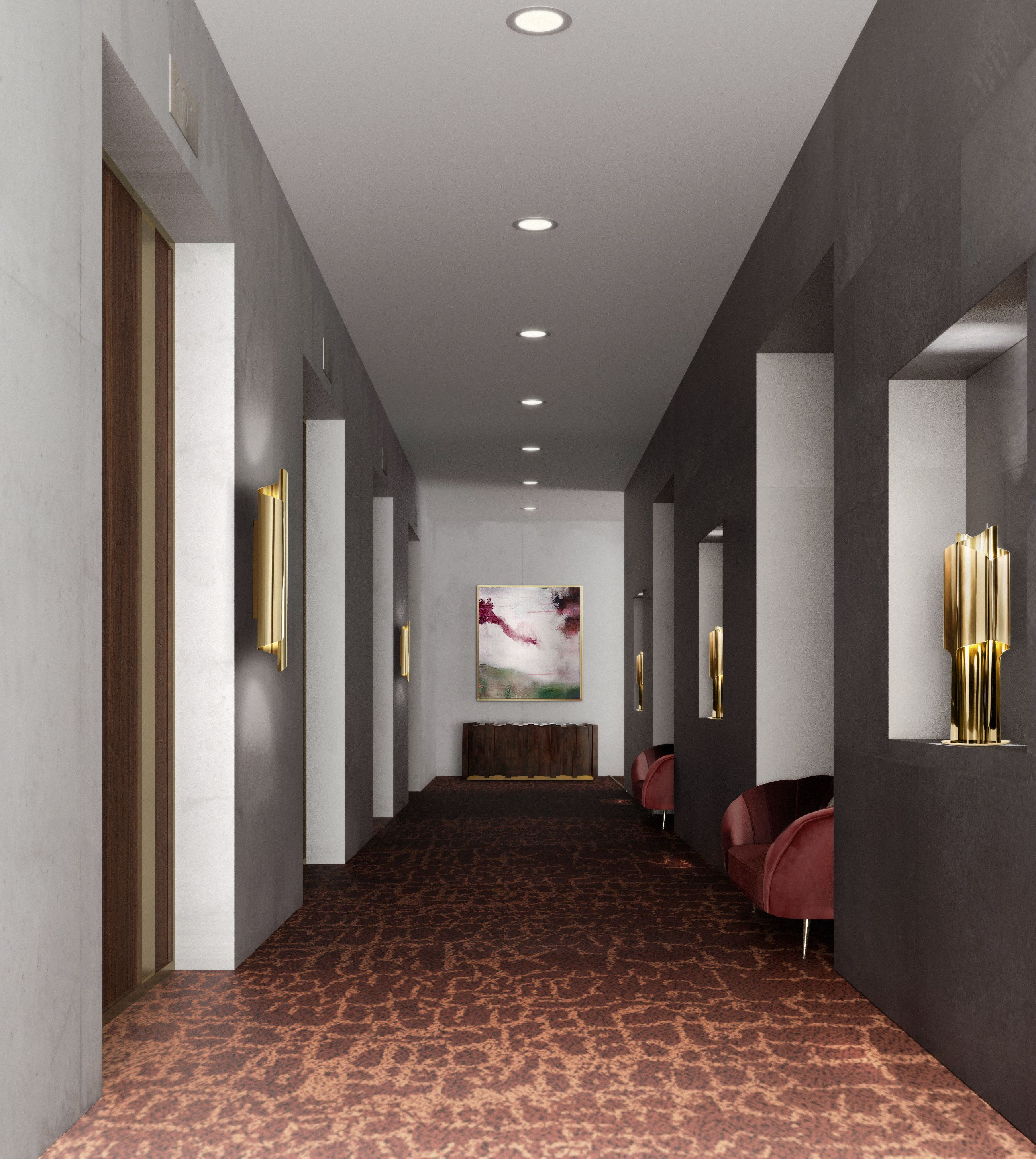 SOPHISTICATION MEETS COMFORT IN THIS BERLIN HOTEL DESIGN PROJECT Hotel  Interior, Hotel Design, Interior