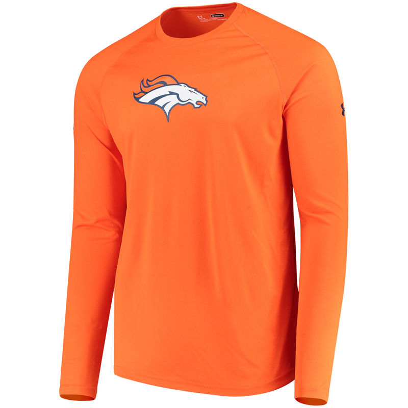 competitive price 0278f 3bc50 Denver Broncos Under Armour Combine Authentic Primary Logo ...