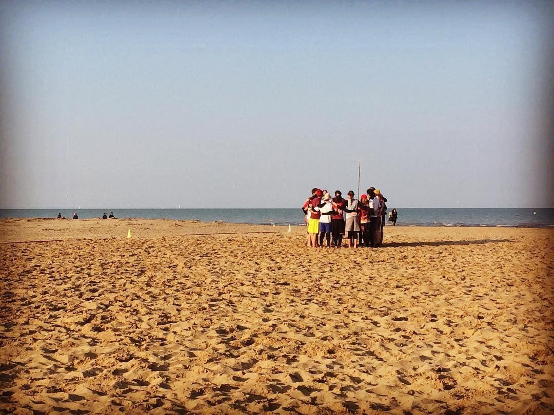 Spirito di squadra #paganello2016 #paganello #rimini #ultimate #instarimini #igersrimini #instaitalia #ig_italy #giocodisquadra #loveit #spiaggia #sunnyday #iguano #vivoitalia #mycity #mylife #happiness #pasqua #primavera #beach #beautiful #bestoftheday #picoftheday #StartBreathing #amazing #vivorimini #ig_europe #webstagram #turismoer by gioghi_13
