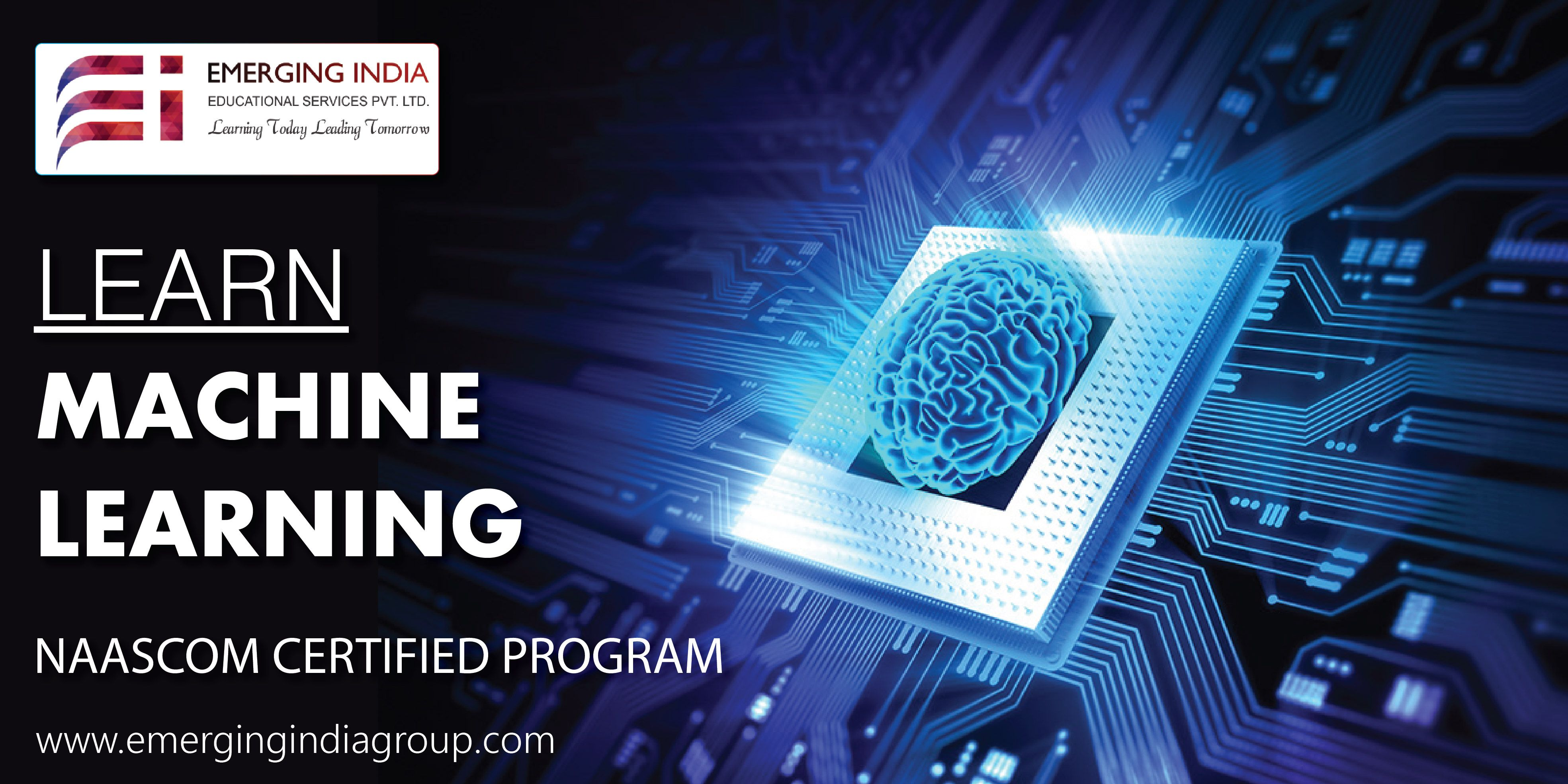 Interested In Predictive Analytics Then Research The Deep Insights Of Machine Learning From The Finest Institute Emerging India Group A Education Data
