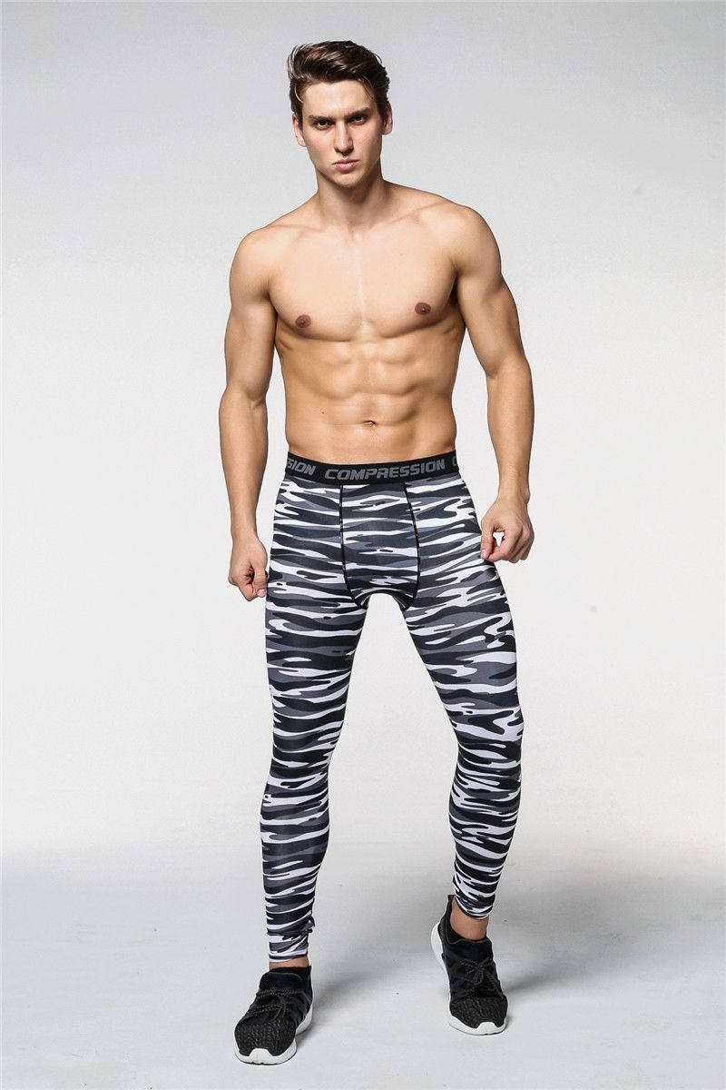 41532f2ce070e Creative Camouflage Men Fitness Joggers Mens leggings also called  compression pants and tights, mens compression leggings, mens running  leggings, ...