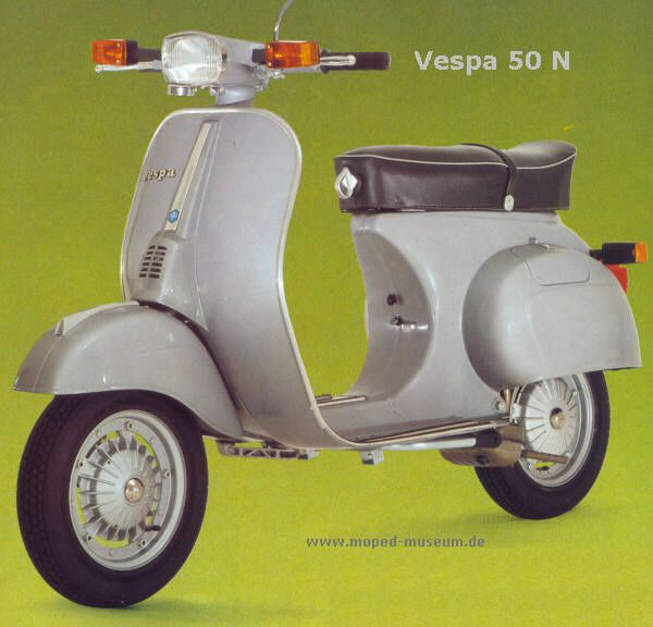 vespa 50 n motor. Black Bedroom Furniture Sets. Home Design Ideas