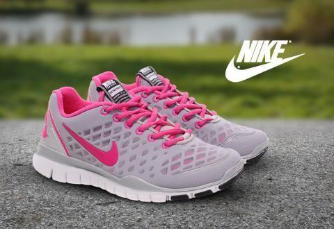 newest 2e553 533ee Hhhhh Zapatillas Nike, Nike Free, Gris Y Rosado