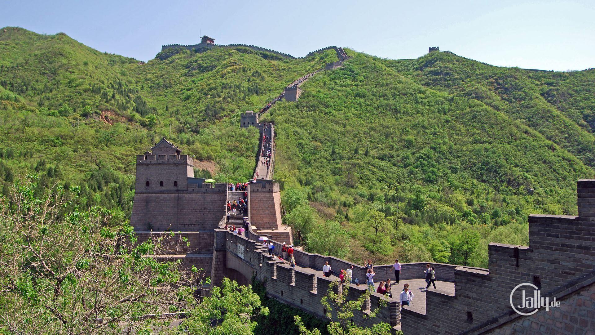 Places To Be Visited Chinesische Mauer Peking Bilder