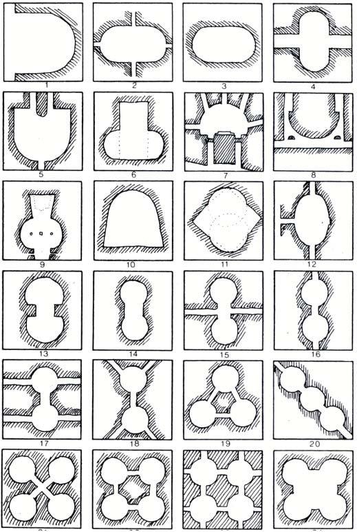 rob krier urban morphologies morphology urban design. Black Bedroom Furniture Sets. Home Design Ideas