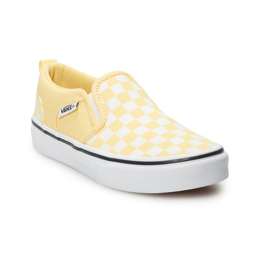 Vans® Asher Kids' Skate Shoes in 2020