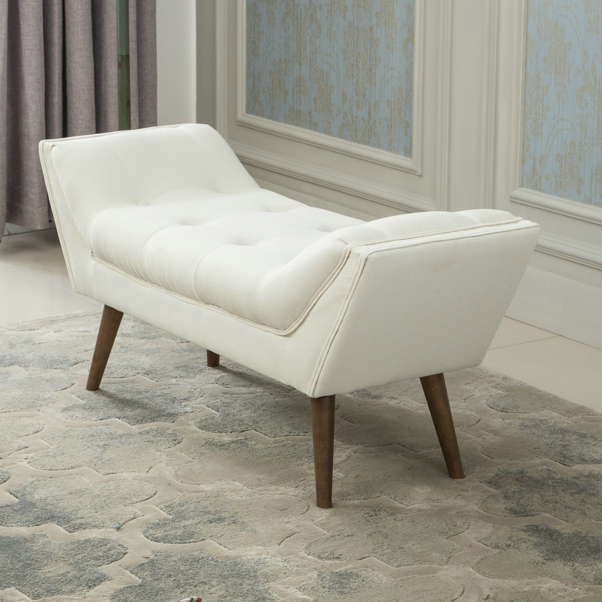 Stine Upholstered Entryway Bench