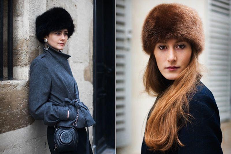 Fur Hats« Outi Les Pyy