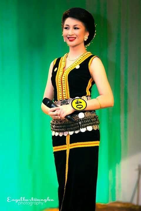 Baju Kadazan In Penampang Penampang Fashion Saree