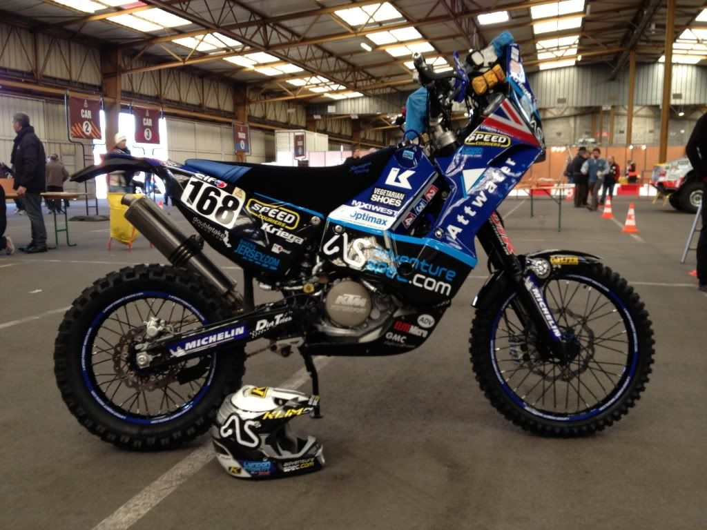 Dakar Bikes Collection Page 95 Advrider Rally Bikes