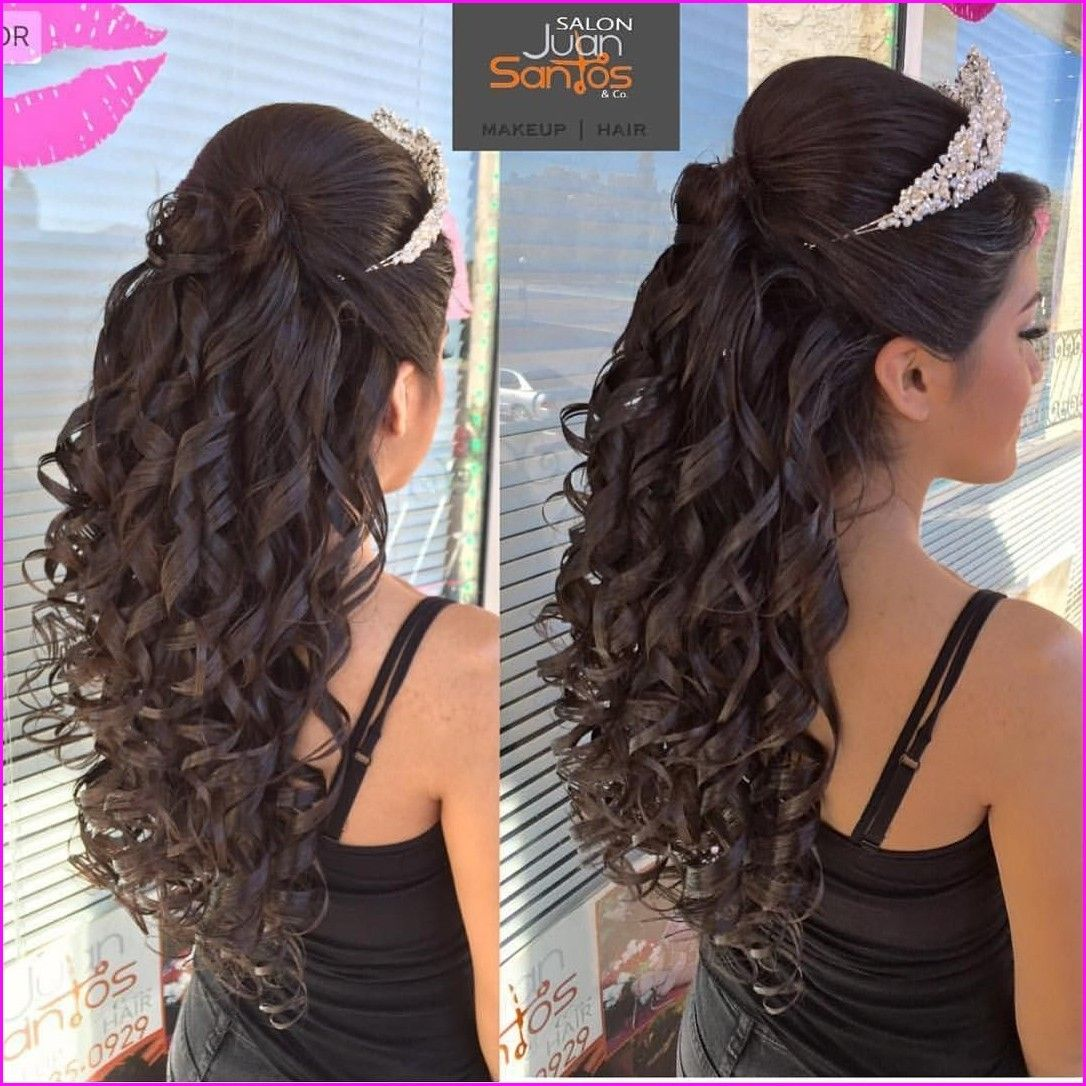 The Most Popular Of Quince Hairstyles Quince Hairstyles Curly Hair Quince Hairstyles Fo Quince Hairstyles Curls For Long Hair Wedding Hairstyles For Long Hair