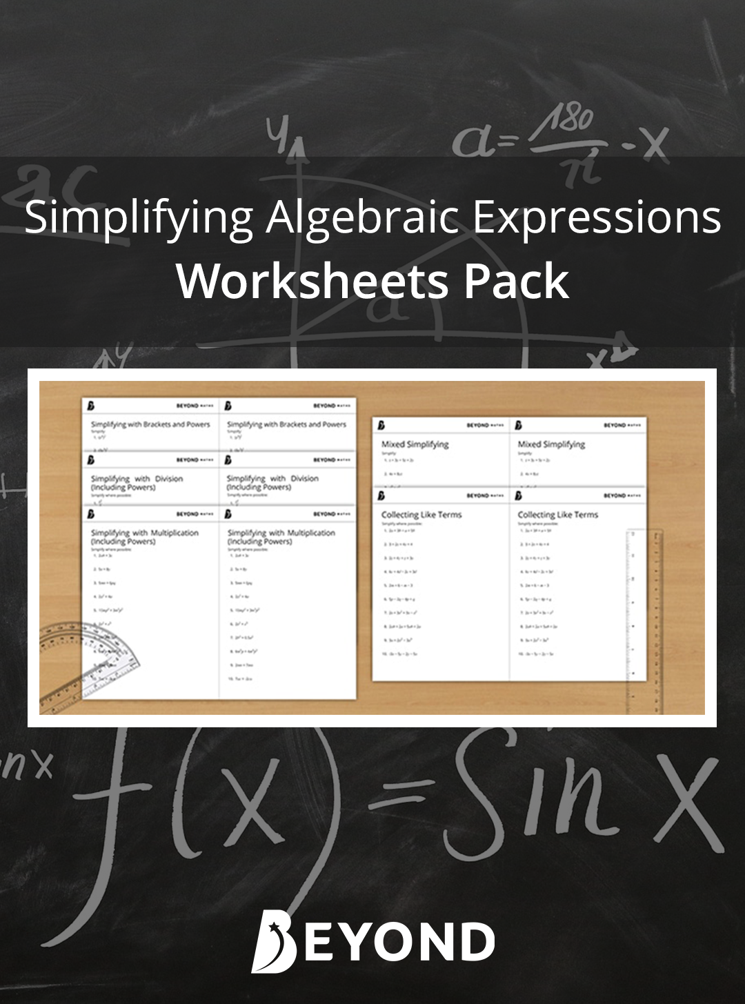 Students Can Use This Pack Of Worksheets To Practise