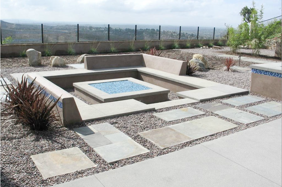 Sunken fire pit - Grounded (With images)   Outdoor fire ...