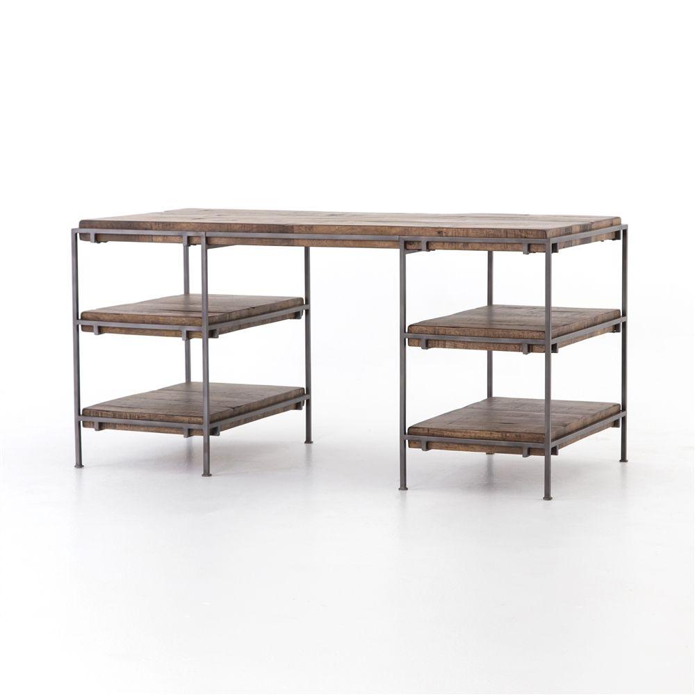 Harmon Simien Desk, The Khazana Home Austin Furniture