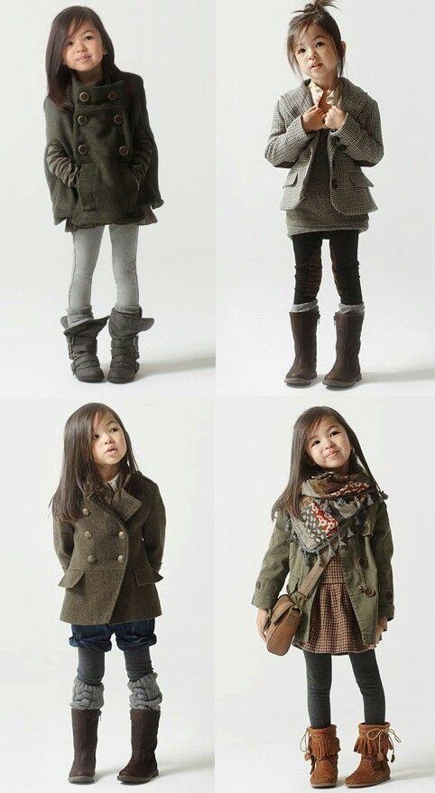 Zara Kids F/W Lookbook – Little Ladies | Little girl ...